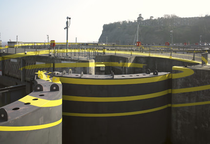 """three ellipses for three locks"""