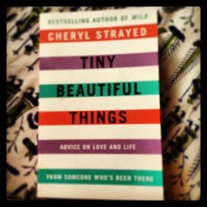 圖片來源:http://www.amazon.co.uk/Tiny-Beautiful-Things-Advice-Someone/dp/1782390693
