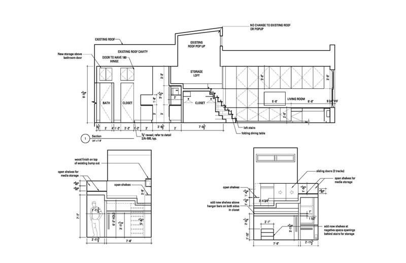 Beautiful Houses: East Village Studio