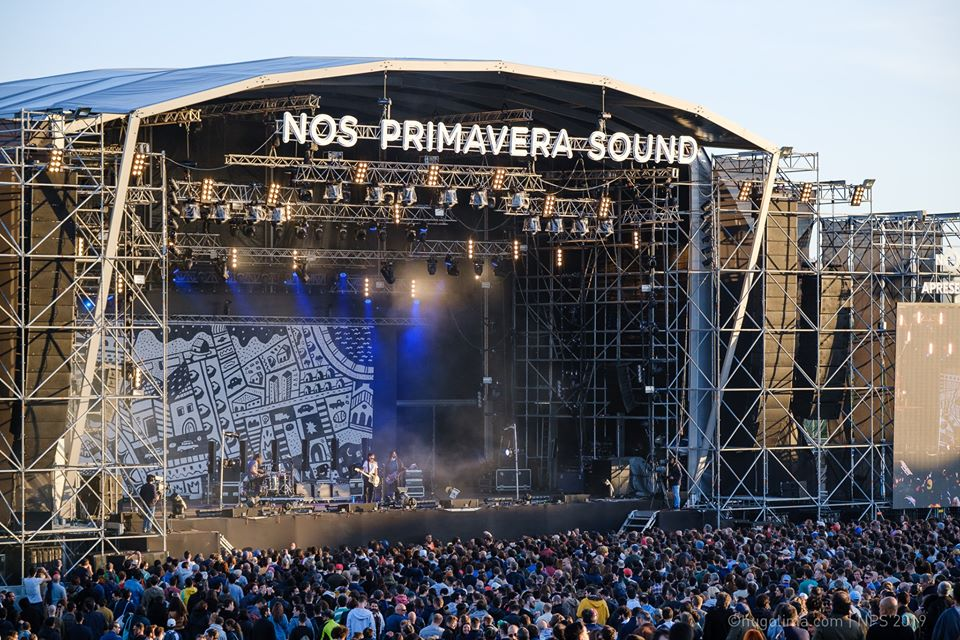Photo by NOS Primavera Sound Facebook