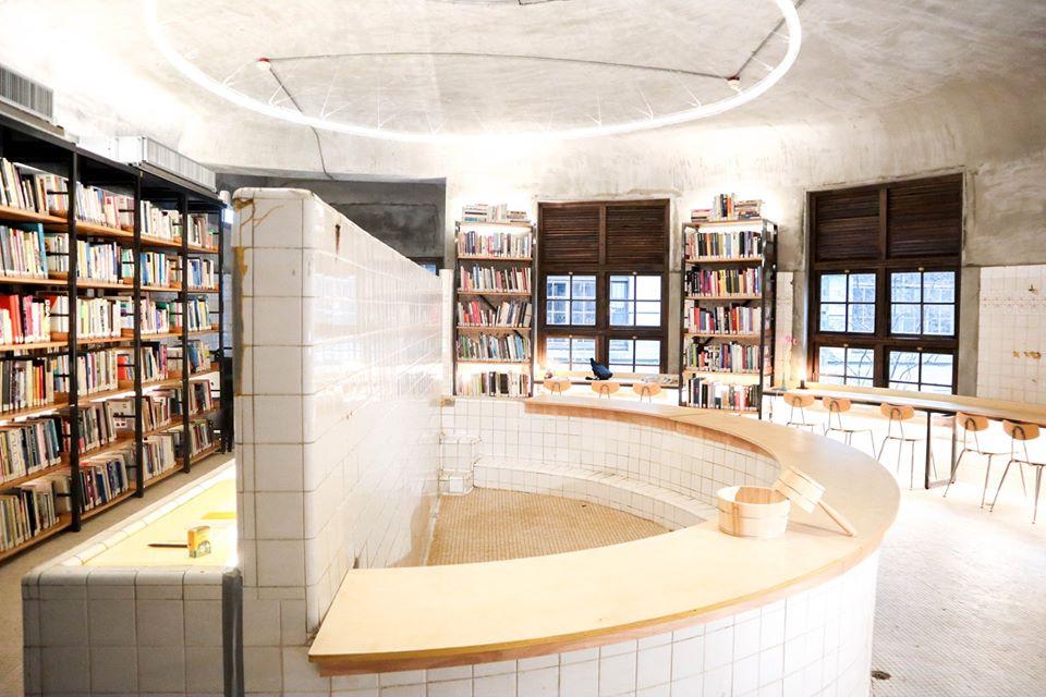 不只是圖書館